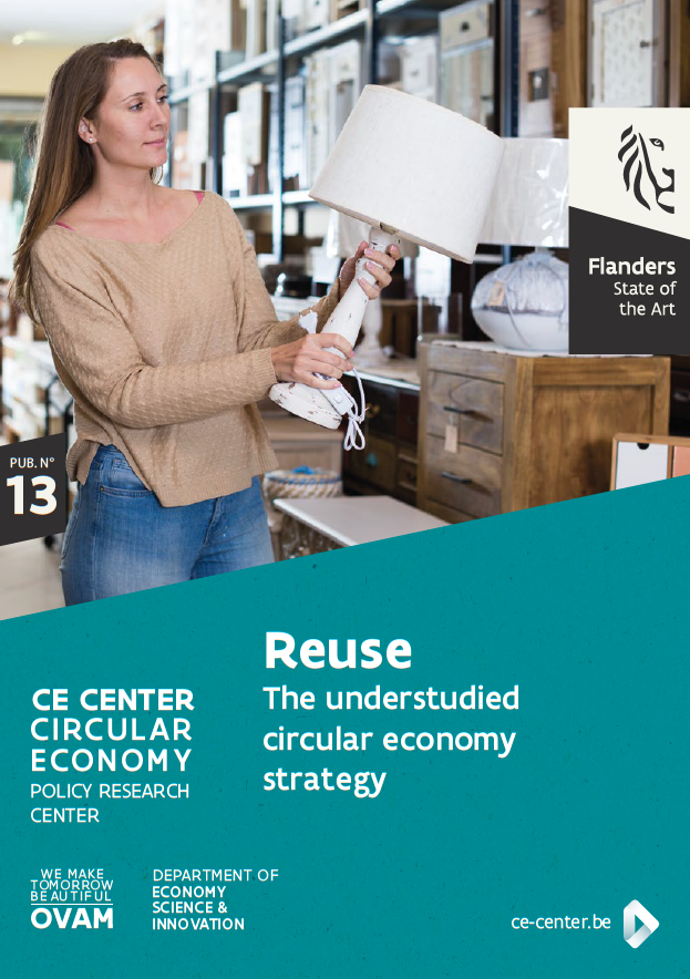 13 - Reuse. The understudied circular economy strategy